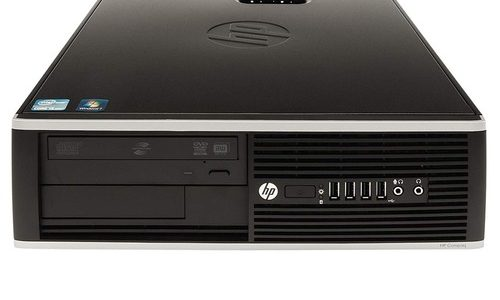 PC HP REFURBISHED ELITE 8200 SFF i3-2100 4GB 250GB DVD W10P